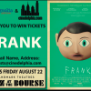 Contest: <i>Frank</i> tickets