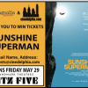 Contest: <i>Sunshine Superman</i> tickets