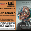 <i>Lo and Behold</i> advance screening