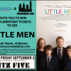 Contest: <i>Little Men</i> tickets