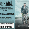 Contest: <i>A Man Called Ove</i> tickets
