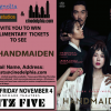Contest: <i>The Handmaiden</i> tickets
