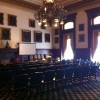 A screening room fit for a mayor?