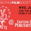 False claim from the Philadelphia Film Society…