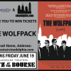 Contest: <i>The Wolfpack</i> tickets