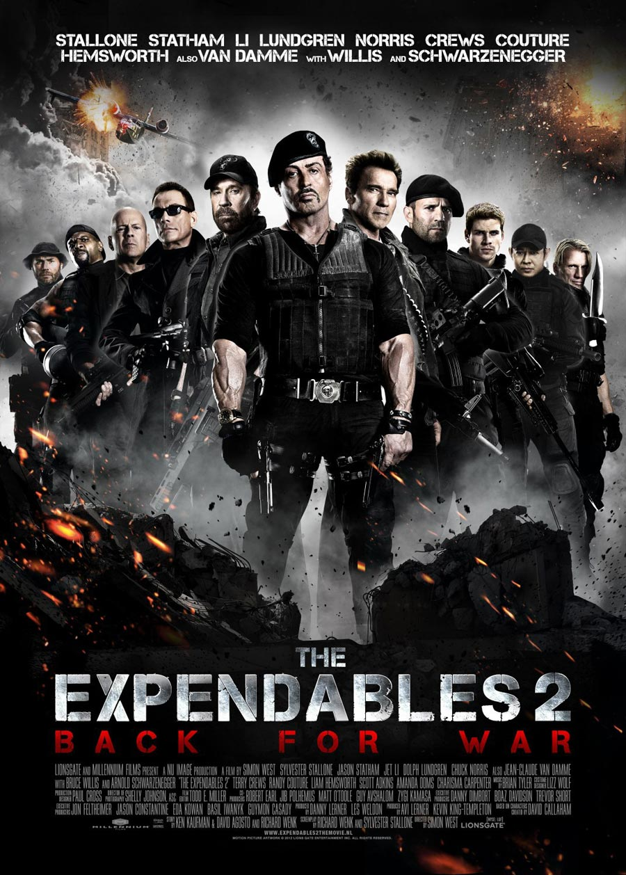 The Expendables 2 (2012) DVDRip XviD-DEPRiVED The-Expendables-2-Poster
