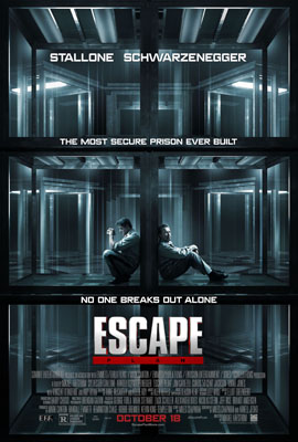 ESCAPE PLAN-poster