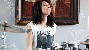 3-kathleen-hanna-playing-the-drums.-photo-courtesy-of-allison-michael